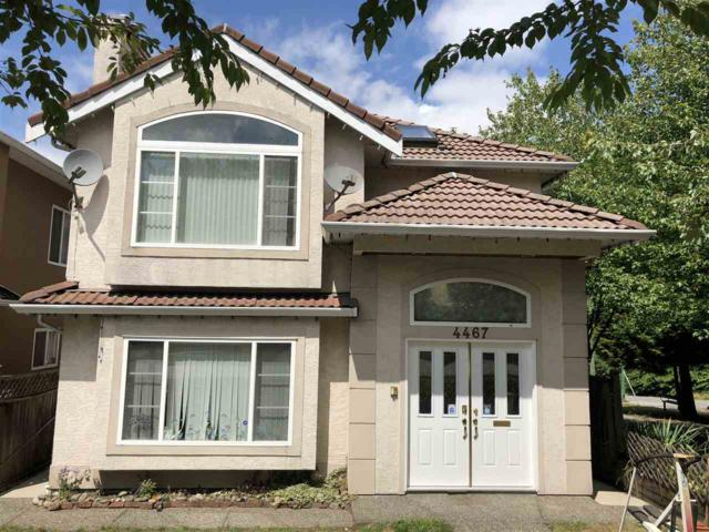 4467 Cambridge Street, Burnaby, BC V5C 1H6 (#R2288903) :: West One Real Estate Team