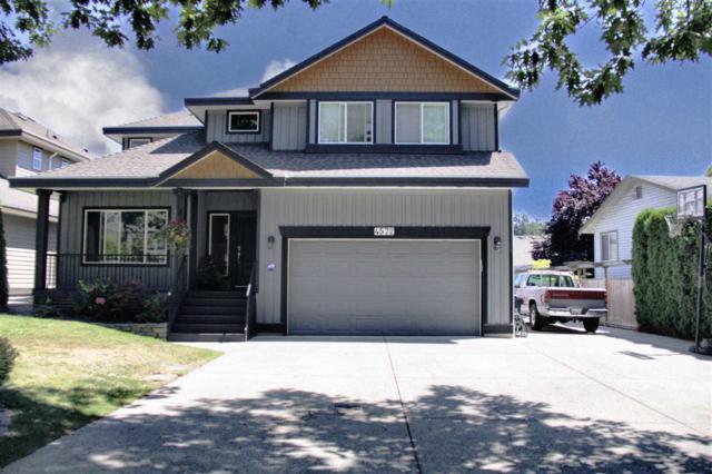 4572 Benz Crescent, Langley, BC V2Z 1B3 (#R2289131) :: West One Real Estate Team