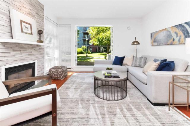 1920 E Kent South Avenue #102, Vancouver, BC V5P 2S7 (#R2289205) :: West One Real Estate Team