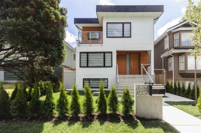 2614 E 18TH Avenue, Vancouver, BC V5M 2P7 (#R2289229) :: West One Real Estate Team