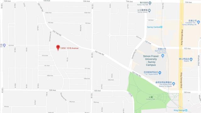 13050 101B Avenue, Surrey, BC V3T 1M5 (#R2289245) :: West One Real Estate Team