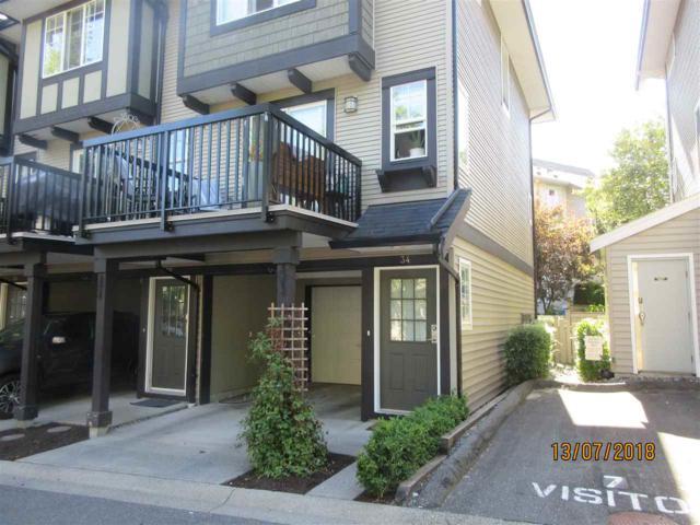 20176 68 Avenue #34, Langley, BC V2Y 2X7 (#R2289319) :: Homes Fraser Valley