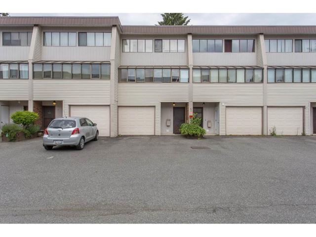 9446 Hazel Street #5, Chilliwack, BC V2P 5N1 (#R2289337) :: West One Real Estate Team
