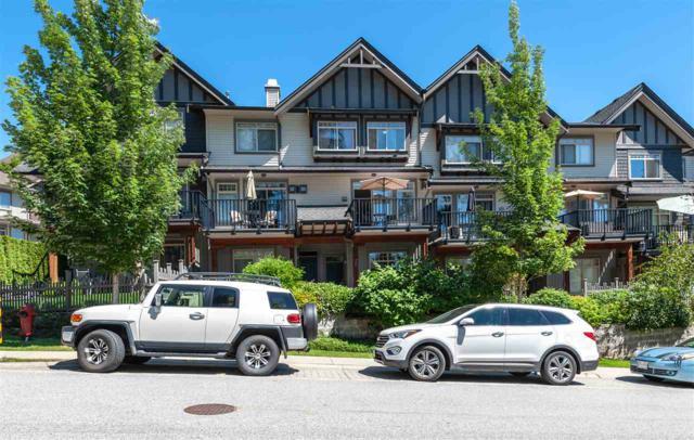 55 Hawthorn Drive #20, Port Moody, BC V3H 0B3 (#R2289924) :: West One Real Estate Team