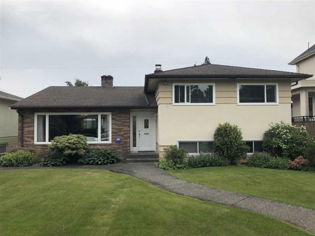 2616 Mcbain Avenue, Vancouver, BC V6L 2C6 (#R2290044) :: West One Real Estate Team