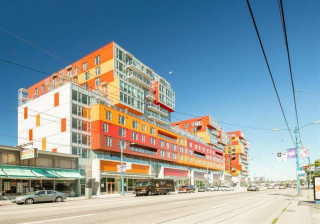 933 E Hastings Street #714, Vancouver, BC V0V 0V0 (#R2290113) :: West One Real Estate Team