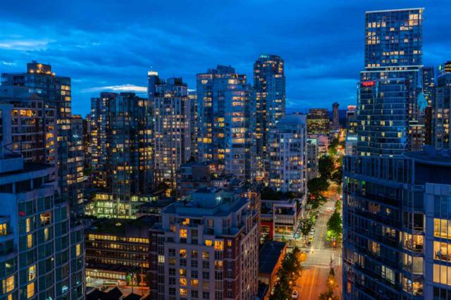 233 Robson Street #3007, Vancouver, BC V6B 0E8 (#R2290122) :: West One Real Estate Team