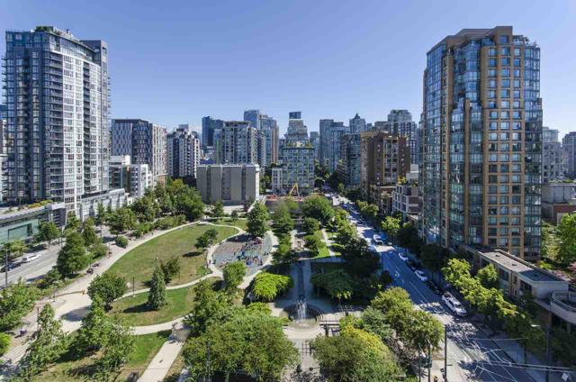 1225 Richards Street #1402, Vancouver, BC V6B 1E6 (#R2290167) :: West One Real Estate Team