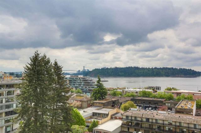 1485 Duchess Avenue #1003, West Vancouver, BC V7T 1H7 (#R2290173) :: West One Real Estate Team