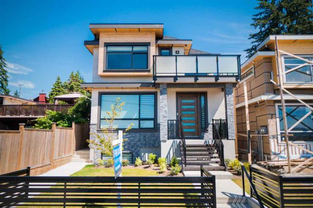 1041 Stewart Avenue, Coquitlam, BC V3K 2N8 (#R2290200) :: West One Real Estate Team
