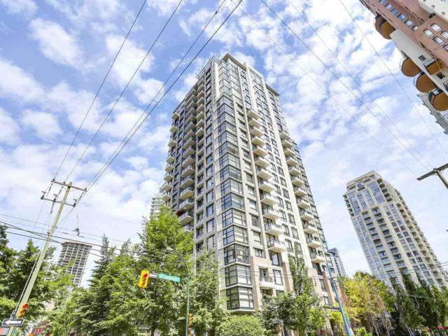 1295 Richards Street #506, Vancouver, BC V6B 1B7 (#R2290221) :: TeamW Realty