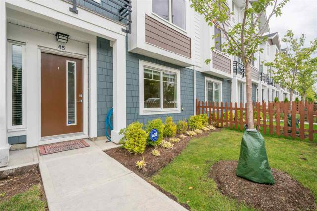 2528 156 Street #45, Surrey, BC V4P 0E7 (#R2290269) :: Homes Fraser Valley