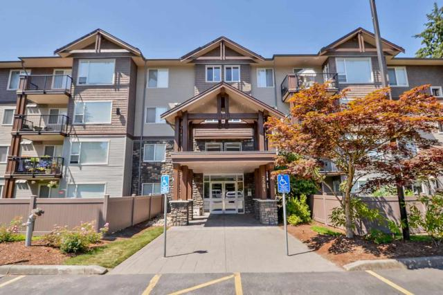 2581 Langdon Street #303, Abbotsford, BC V2T 7A3 (#R2290280) :: Homes Fraser Valley