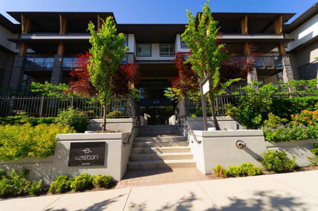 617 Smith Avenue #401, Coquitlam, BC V3C 0C3 (#R2290292) :: West One Real Estate Team