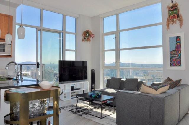 1199 Seymour Street #3302, Vancouver, BC V6B 1K3 (#R2290296) :: West One Real Estate Team