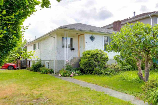 3198 E 1ST Avenue, Vancouver, BC V5M 1B5 (#R2290357) :: West One Real Estate Team