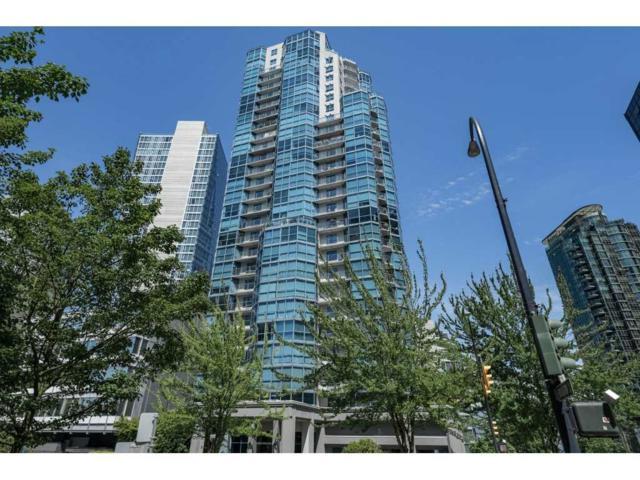 1415 W Georgia Street #1803, Vancouver, BC V6G 3C8 (#R2290365) :: TeamW Realty