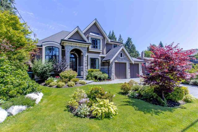 3602 Loraine Avenue, North Vancouver, BC V7R 4B8 (#R2290371) :: West One Real Estate Team