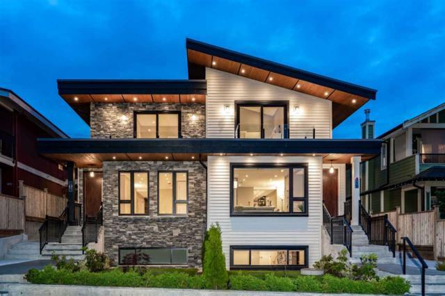 318 E 4TH Street, North Vancouver, BC V7L 1J2 (#R2290397) :: Homes Fraser Valley