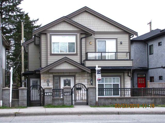 4497 Victoria Drive, Vancouver, BC V5N 4N7 (#R2290408) :: Homes Fraser Valley