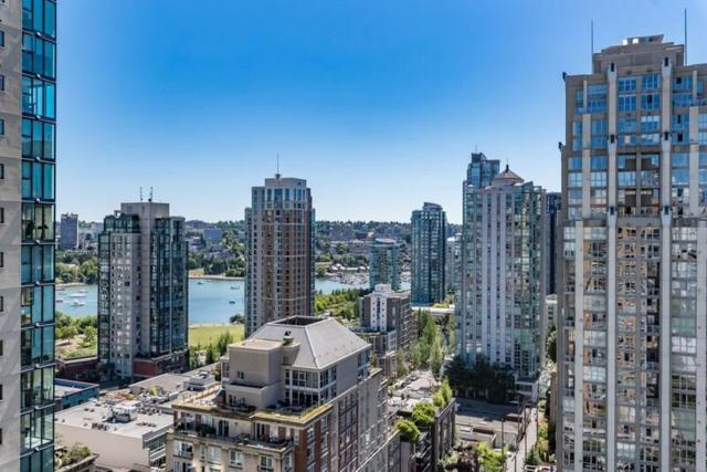 1188 Richards Street #2208, Vancouver, BC V6B 3E6 (#R2290459) :: TeamW Realty