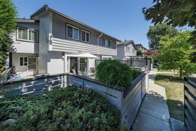 989 Howie Avenue, Coquitlam, BC V3J 1T1 (#R2290570) :: West One Real Estate Team