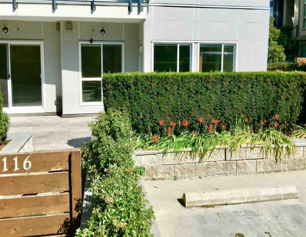 10155 River Drive #116, Richmond, BC V6X 0L3 (#R2290654) :: West One Real Estate Team