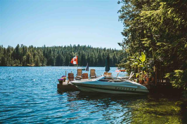 15200 Hallowell Road Lot 13, Pender Harbour, BC V0N 2H1 (#R2290660) :: RE/MAX Oceanview Realty