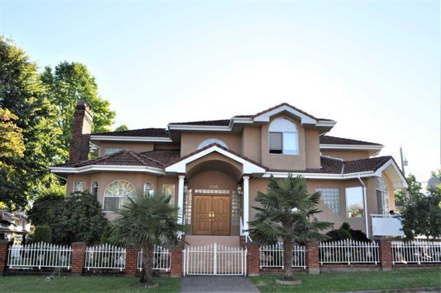 1081 Rosser Avenue, Burnaby, BC V5C 6H3 (#R2290703) :: West One Real Estate Team