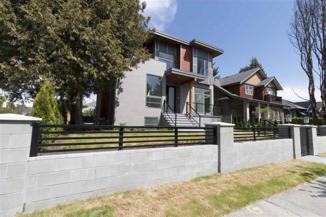 2887 W 39TH Avenue, Vancouver, BC V6N 2Z3 (#R2290744) :: TeamW Realty