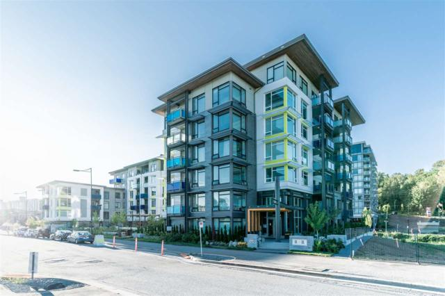 3289 Riverwalk Avenue #607, Vancouver, BC V5S 0G2 (#R2290795) :: West One Real Estate Team