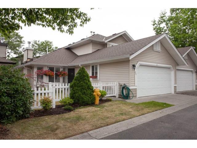 6488 168 Street #71, Surrey, BC V3S 3T6 (#R2290856) :: West One Real Estate Team