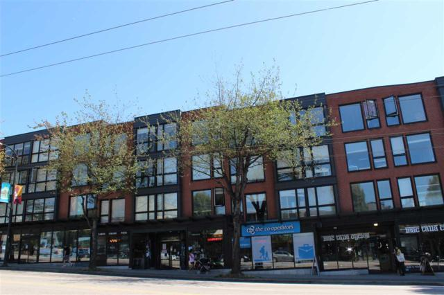 2636 E Hastings Street #305, Vancouver, BC V5K 0A4 (#R2290875) :: West One Real Estate Team