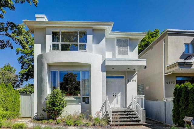 4499 W 13TH Avenue, Vancouver, BC V6R 2V2 (#R2290904) :: West One Real Estate Team