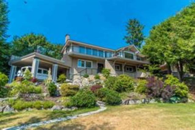 4602 Woodgreen Drive, West Vancouver, BC V7S 2V2 (#R2290999) :: West One Real Estate Team