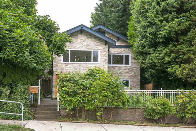 2845 Alma Street, Vancouver, BC V6R 3S5 (#R2291126) :: West One Real Estate Team