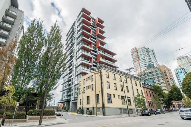 1325 Rolston Street #1110, Vancouver, BC V6B 0M2 (#R2291182) :: West One Real Estate Team