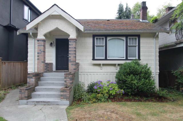 4517 W 16TH Avenue, Vancouver, BC V6R 3E8 (#R2291246) :: West One Real Estate Team