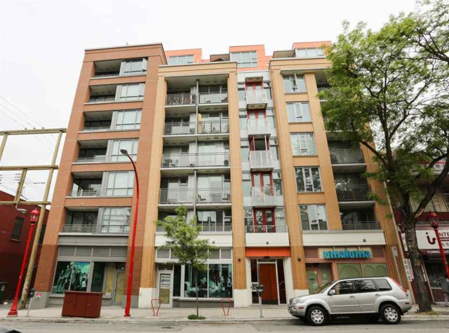 231 E Pender Street #505, Vancouver, BC V6A 0G3 (#R2291272) :: West One Real Estate Team