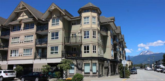 38003 Second Avenue #313, Squamish, BC V8B 0R2 (#R2291295) :: West One Real Estate Team