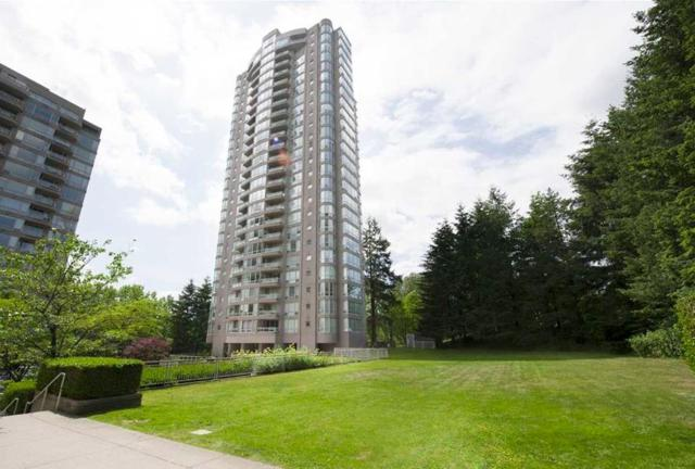 9603 Manchester Drive #502, Burnaby, BC V3N 4Y7 (#R2291412) :: West One Real Estate Team