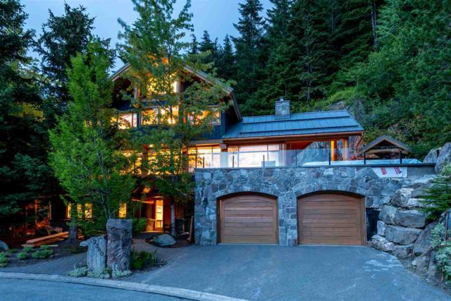 2380 Gondola Way, Whistler, BC V0N 1B2 (#R2291453) :: West One Real Estate Team
