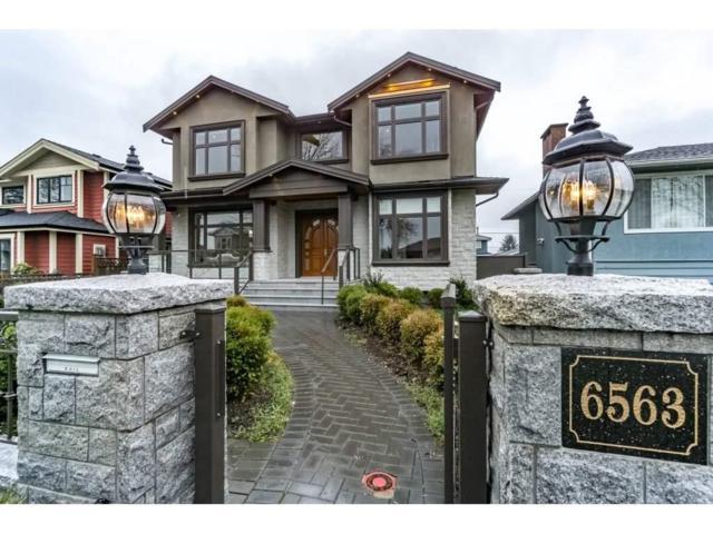 6563 Carnegie Street, Burnaby, BC V5B 1Y2 (#R2292409) :: Simon King Real Estate Group