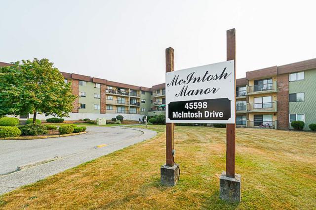 45598 Mcintosh Drive #109, Chilliwack, BC V2P 7J3 (#R2292755) :: West One Real Estate Team