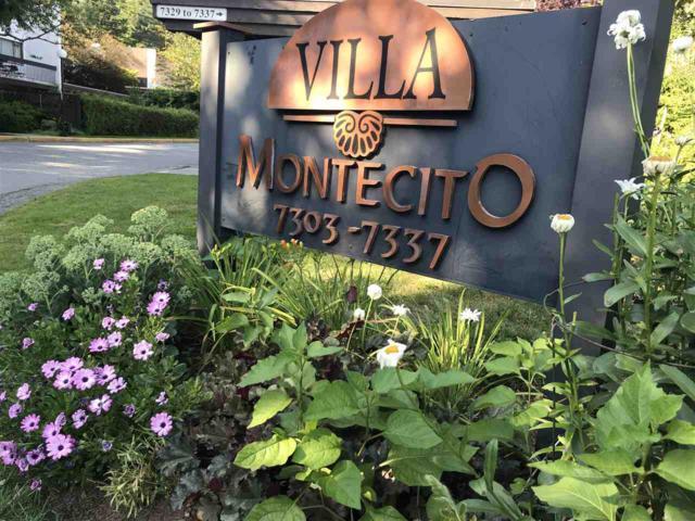 7305 Montecito Drive #6, Burnaby, BC V5A 1R2 (#R2293008) :: Simon King Real Estate Group