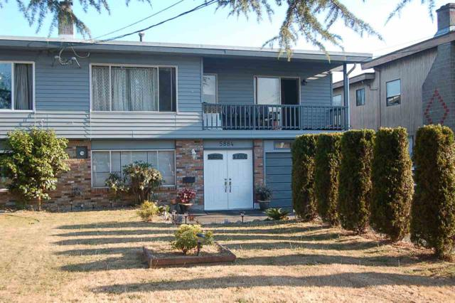 5884 48A Avenue, Delta, BC V4K 1Y4 (#R2293085) :: West One Real Estate Team