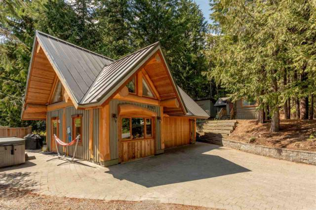8163 Alpine Way, Whistler, BC V0N 1B8 (#R2293407) :: Vancouver House Finders
