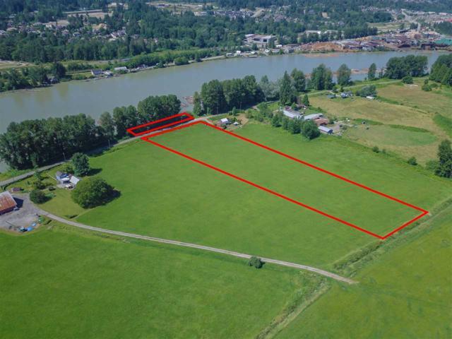 Dyke Road Lt.8, Surrey, BC V4N 4R1 (#R2293489) :: West One Real Estate Team