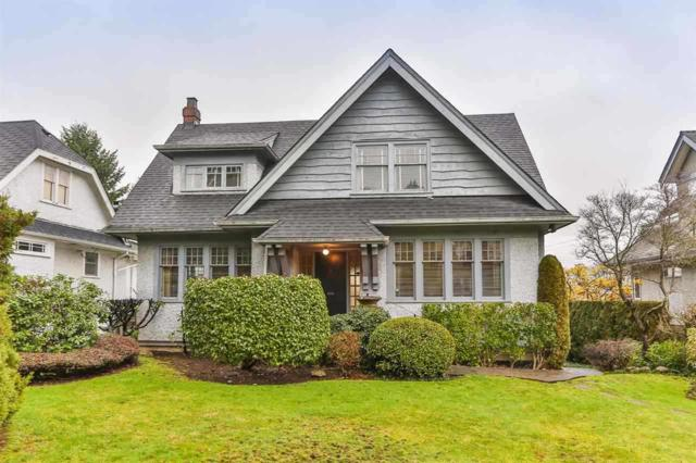 1127 W 32ND Avenue, Vancouver, BC V6H 2H8 (#R2293915) :: West One Real Estate Team