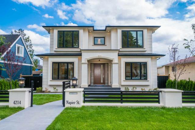 4218 Napier Street, Burnaby, BC V5C 3G6 (#R2294053) :: West One Real Estate Team